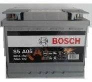 Bosch S5A Batterie