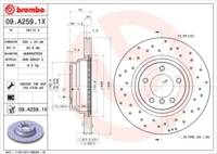 Brembo BREMBO XTRA LINE Bremsscheibe