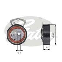 Gates PowerGrip® Spannrolle, Zahnriemen