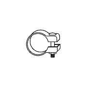HJS Rohrverbinder, Abgasanlage