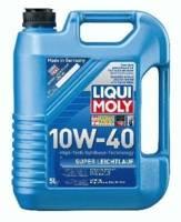 Liqui Moly Super Leichtlauf 10W-40 Motoröl