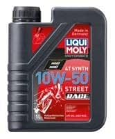 Liqui Moly Motorbike 4T Synth 10W-50 Street Race Motoröl