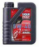 Liqui Moly Motorbike 4T Synth 5W-40 Street Race Motoröl