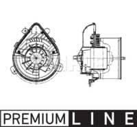 Mahle Original PREMIUM LINE Gebläsemotor