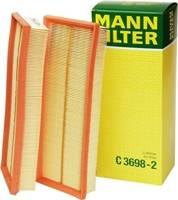 Mann-Filter Luftfilter