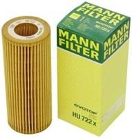Mann-Filter evotop Ölfilter