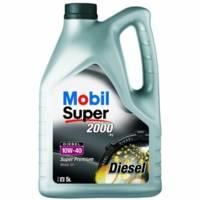 Mobil Mobil Super 2000 X1 Diesel 10W-40 Schaltgetriebeöl