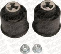 Monroe Lagerung, Achskörper / Achsträger