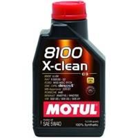 Motul 8100 X-CLEAN 5W40 Motoröl