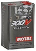 Motul 300V COMPETITION 15W50 Motoröl