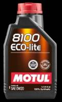 Motul 8100 ECO-LITE 0W20 Motoröl