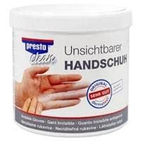 Presto presto unsichtb. Handschuh 650 Hautschutzmittel