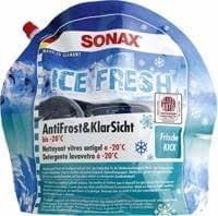Sonax Antifrost&KlarSicht bis -20°C IceFresh Frostschutz, Scheibenreinigungsanlage