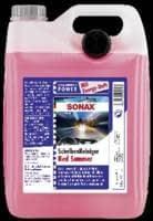 Sonax ScheibenReiniger gebrauchsfertig Red Summer Reiniger, Scheibenreinigungsanlage