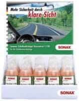 Sonax KlarSicht 1:100 Konzentrat Thekendisplay Reiniger, Scheibenreinigungsanlage