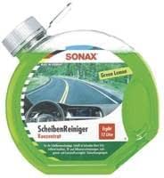 Sonax ScheibenReiniger Konzentrat Green Lemon Reiniger, Scheibenreinigungsanlage