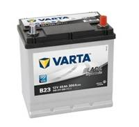 Varta BLACK dynamic Batterie