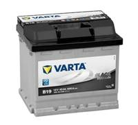 Varta BLACK dynamic Batterie