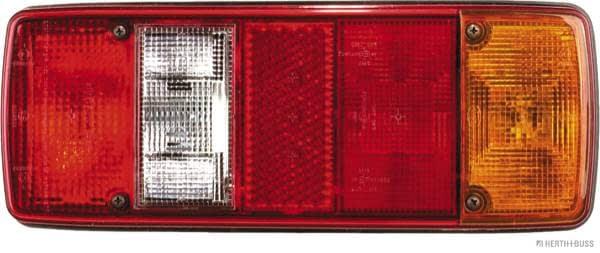 Universal HELLA 2SK 003 567-661 Heckleuchte für Beleuchtung