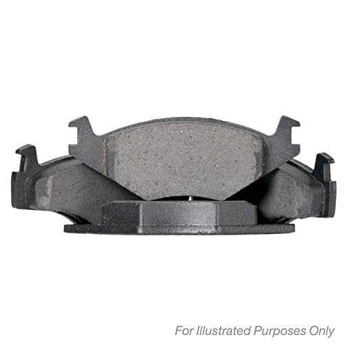 Scheibenbremse GDB1570 für OPEL TRW Bremsbelagsatz