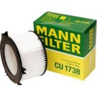 Mann-Filter Innenraumfilter
