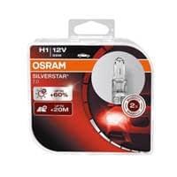 Osram SILVERSTAR 2.0 Glühlampe, Fernscheinwerfer