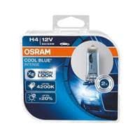 Osram COOL BLUE INTENSE Glühlampe, Hauptscheinwerfer