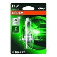 Osram ULTRA LIFE Glühlampe, Hauptscheinwerfer