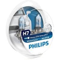 Philips WhiteVision Glühlampe, Hauptscheinwerfer