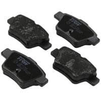 TRW COTEC Bremsbelagsatz, Scheibenbremse